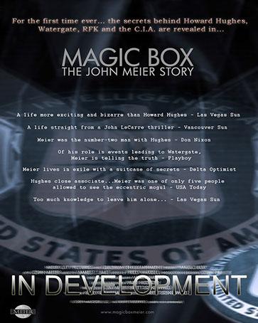 Magic Box The john Meier Story Documentary Poster