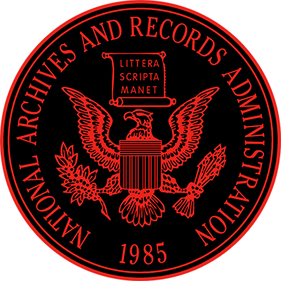 United States National Archives Seal